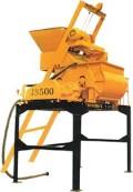 Máy trộn bê tông Unggiang JS500
