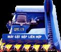 Máy gặt UMC - 2005