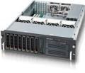 Supermicro 3U Rack SC833T-650B - CPU X3440 SATA/SS