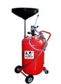 Máy hút dầu thải dùng khí nén Kocu KQ-3194