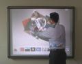 Bảng cảm ứng tương tác iBoardVN 100 INCH