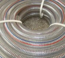 Ống nhựa mềm lõi thép d100