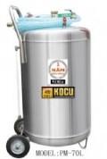 Bình bọt tuyết PM-70L (Inox)