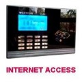 Máy chấm công thẻ cảm ứng METRON K-400