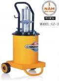 Máy bơm mỡ khí nén GZ3 -12L